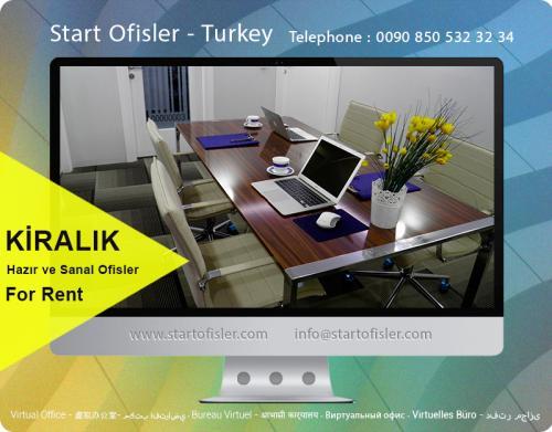 İstanbul avrupa yakası kiralık mobilyalı ofis