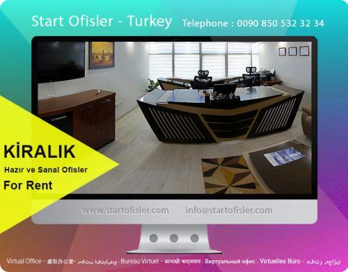 İstanbul avrupa yakası mobilyalı ofis