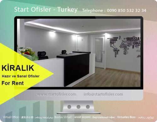 İstanbul avrupa yakası sanal ofis