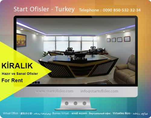 Kadıköy kiralık mobilyalı ofis