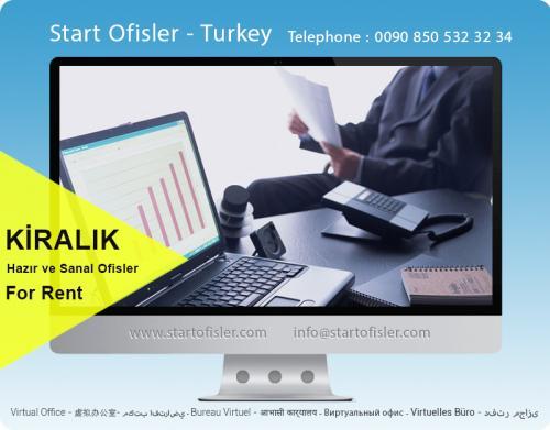 Kadıköy kiralık sanal ofis