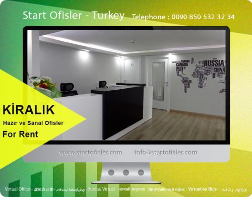 Maltepe kiralık sanal ofis