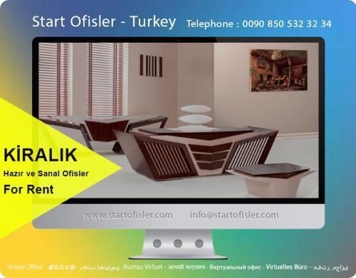 Sultanbeyli kiralık mobilyalı ofis