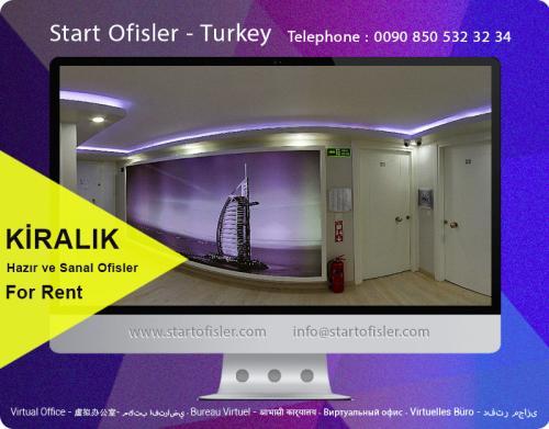Sultanbeyli kiralık sanal ofis