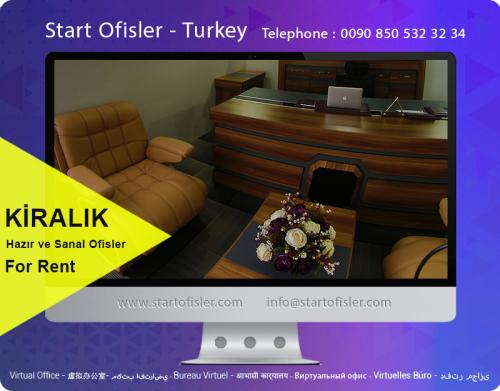 ataşehir kiralık mobilyalı ofis