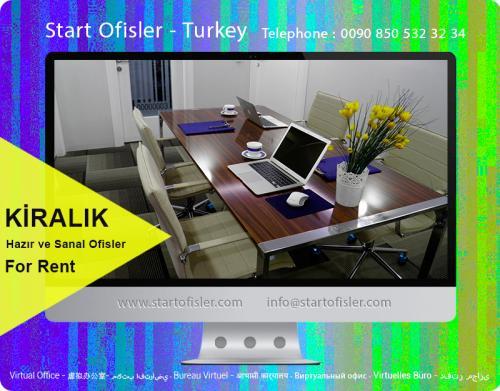 ataşehir mobilyalı ofis