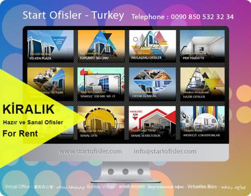 istanbul Beykoz sanal ofis kiralık