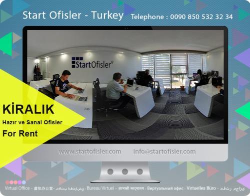 istanbul ataşehir sanal ofis kiralık