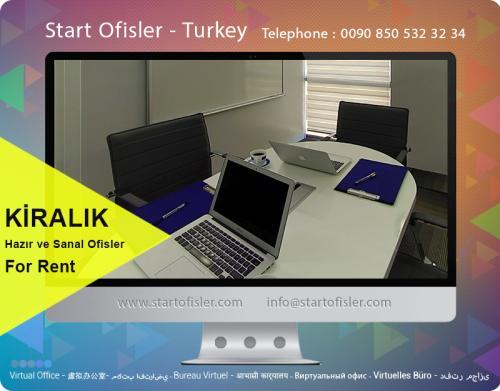 istanbul avrupa yakası kiralık resmi iş adresi