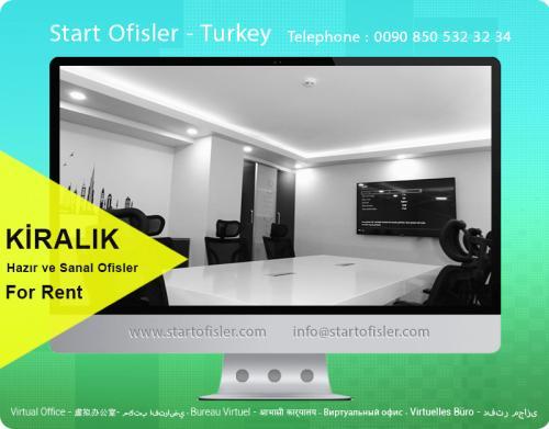istanbul avrupa yakası sanal ofis kiralık
