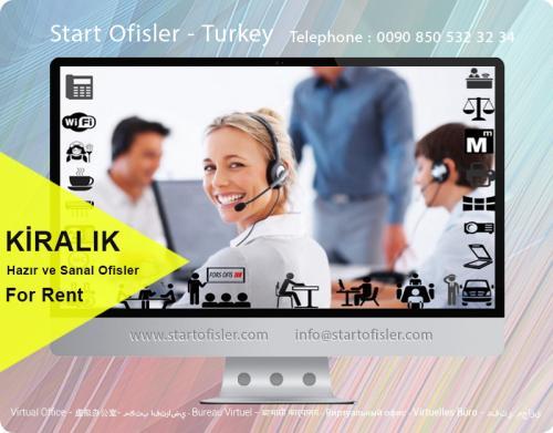 istanbul avrupa yakası sanal ofis kiralamak