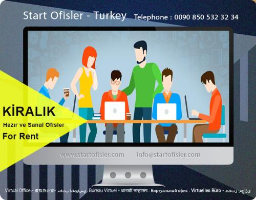 istanbul kartal sanal ofis kiralık