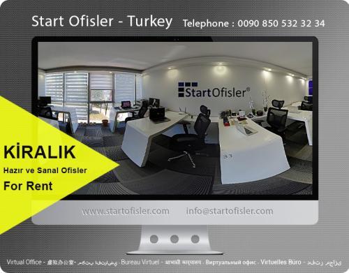 istanbul türkiye kiralık plaza