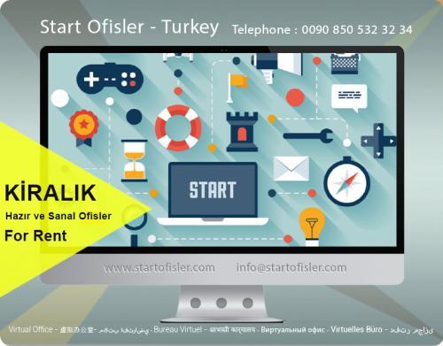 istanbul türkiye kiralık resmi iş adresi