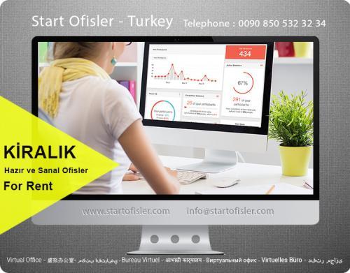 istanbul türkiye kiralık yasal iş adresi