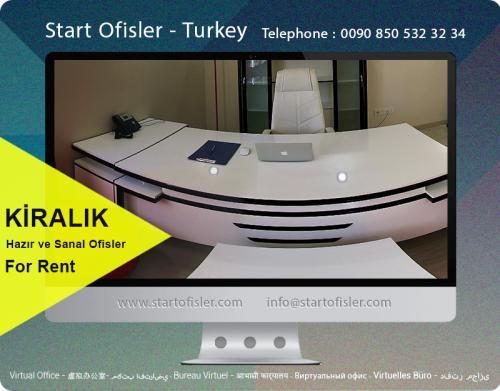 kartal kiralık mobilyalı ofis