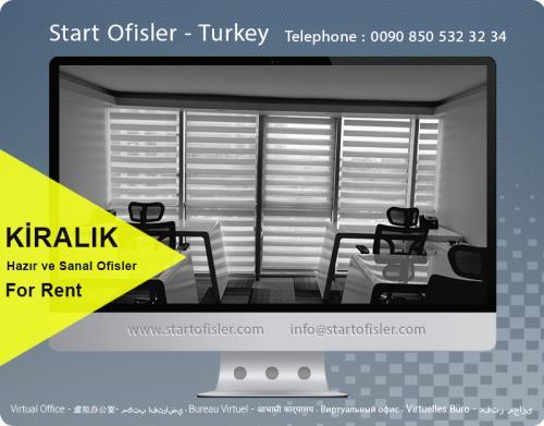 kiralık ofis istanbul türkiye
