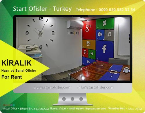 kiralık sanal ofis maltepe