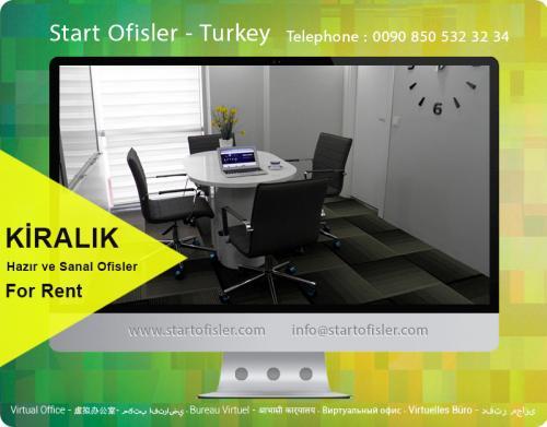 maltepe sanal ofis kiralamak