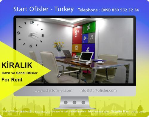 sultanbeyli kiralık mobilyalı ofisler