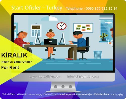 sultanbeyli kiralık resmi iş adresi